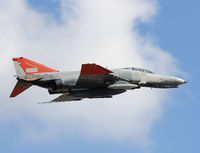 68-0450 @ NFW - QF-4E Departing NASJRB Fort Worth - by Zane Adams