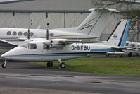 G-BFBU @ EGHH - Privately owned. - by Howard J Curtis