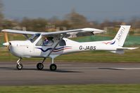G-JABS @ EGHS - At the PFA fly-in. Privately owned. - by Howard J Curtis