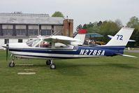 N278SA photo, click to enlarge