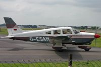D-ESAH @ EGHH - Privately owned. - by Howard J Curtis