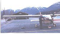 C-GQZI @ SGY - Taken in Skagway Alaska - by Thomas Burke