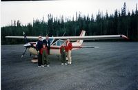 C-GQZI @ CFP8 - Taken at Cousins Air Strip Whitehorse Yukon - by Thomas Burke