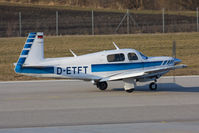 D-ETFT @ EDMA - rolling out after landing 07 - by Marc Ulm
