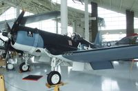N67HP - Vought (Goodyear) FG-1D Corsair at the Evergreen Aviation & Space Museum, McMinnville OR