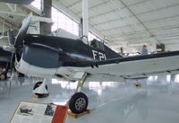 N41476 - Grumman F6F-3 Hellcat at the Evergreen Aviation & Space Museum, McMinnville OR