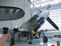N51DH - North American P-51D Mustang at the Evergreen Aviation & Space Museum, McMinnville OR