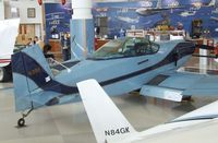 N3BF - Thorp (R.G. Furrer) T-18 at the Evergreen Aviation & Space Museum, McMinnville OR