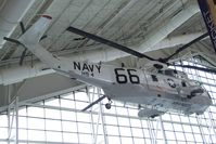 149006 - Sikorsky SH-3H Sea King (displayed in the markings of 162711 66) at the Evergreen Aviation & Space Museum, McMinnville OR