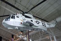 149006 - Sikorsky SH-3H Sea King (displayed in the markings of 162711 66) at the Evergreen Aviation & Space Museum, McMinnville OR - by Ingo Warnecke