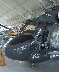 151321 - Kaman SH-2F Seasprite at the Evergreen Aviation & Space Museum, McMinnville OR - by Ingo Warnecke