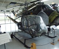 51-16245 - Hiller OH-23B Raven at the Evergreen Aviation & Space Museum, McMinnville OR - by Ingo Warnecke