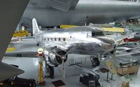 N16070 - Douglas DC-3A at the Evergreen Aviation & Space Museum, McMinnville OR