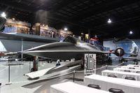 61-7958 @ WRB - SR-71A Blackbird
