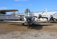 62-4461 @ WRB - CT-39A Sabreliner - by Florida Metal