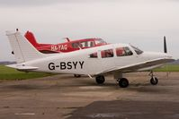 G-BSYV photo, click to enlarge
