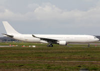 F-WWYQ @ LFBO - C/n 1385 - For Iberia and new logos on engines removed... - by Shunn311