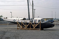 52-6218 @ KRIV - 1952 Aero Commander YU-9A (YL-26) in crate. - by Hicksville Kid