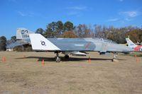 66-7554 @ WRB - F-4D Phantom II - by Florida Metal