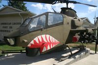 66-15249 - AH-1G in Croswell Michigan - by Florida Metal