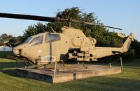 71-21028 @ EVB - AH-1F Cobra - by Florida Metal