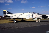 148273 @ VAY - F-4H-1 upgraded/Re-designated F-4A-4-MC . Marked as an F-4B from VF-84 modex: AB-201  Later repainted with modex AB-200 . One of only 45 built. - by John Hevesi