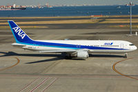JA8322 @ RJTT - All Nippon Airways - ANA