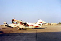 N121H - Ni21H at New Orleans Lakefront Airport April, 1972 - by John P. Daniel, Jr.