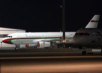 A4O-AA @ LOWW - Oman Royal Flight Airbus A320 - by Thomas Ranner