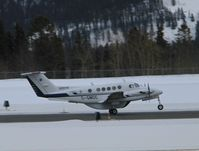 C-GMOC @ YXY - Landing at YXY. - by Murray Lundberg