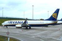 EI-EVP @ EGBB - Ryanair's 2012 Boeing 737-8AS(WL), c/n: 40293 at Birmingham