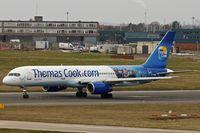 G-TCBB @ EGBB - Thos Cook 1999 Boeing 757-236, c/n: 29945 at Birmingham