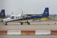 D-CAAR @ EGBB - Arcus Air Dornier 228-212,  at Birmingham ex German Navy 57+02