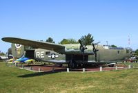 90165 - Consolidated PB4Y-1 (restored to represent B-24M Liberator 44-41916) at the Castle Air Museum, Atwater CA - by Ingo Warnecke