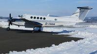 D-IVAN @ EDQD - D-IVAN Bayreuth Airport - by flythomas
