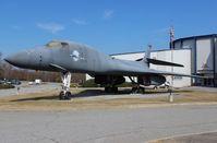 86-0098 @ WRB - B-1B Lancer - by Florida Metal