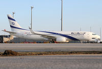 OE-LNT @ VIE - El Al - by Joker767