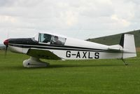 G-AXLS @ EGHA - Privately owned. - by Howard J Curtis