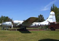 49-351 - Boeing WB-50D Superfortress at the Castle Air Museum, Atwater CA - by Ingo Warnecke