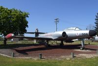 100504 - Avro Canada CF-100 Mk.5 Canuck at the Castle Air Museum, Atwater CA - by Ingo Warnecke