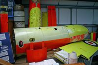 A92-740 @ EGCK - On display at Caernarfon Air World. - by Howard J Curtis