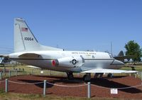 61-0664 - North American CT-39A Sabreliner at the Castle Air Museum, Atwater CA - by Ingo Warnecke