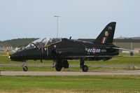 XX176 @ EGOV - Actually a Hawk T1W. Wearing 19(R) Squadron markings, operated by No.4 FTS, RAF. - by Howard J Curtis