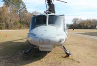 159187 @ WRB - Former Navy Bell UH-1 - by Florida Metal