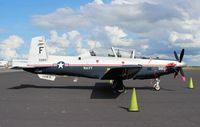 165982 - T-6A Texan II - by Florida Metal