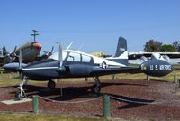 57-5849 - Cessna L-27A / U-3A 'Blue Canoe' at the Castle Air Museum, Atwater CA - by Ingo Warnecke
