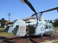 62-4513 - Kaman HH-43B Huskie at the Castle Air Museum, Atwater CA - by Ingo Warnecke