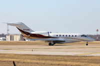 N750RB @ FTW - At Meacham Field - Fort Worth, TX