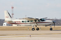 N701DL @ FTW - At Meacham Field - Fort Worth, TX