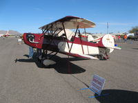 N225 @ KCGZ - A newer Hatz biplane from the Tucson area. - by 65flynn